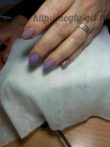 4.Покрытие ногтей гель лаком