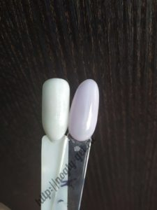 1.Гель ногти фото.