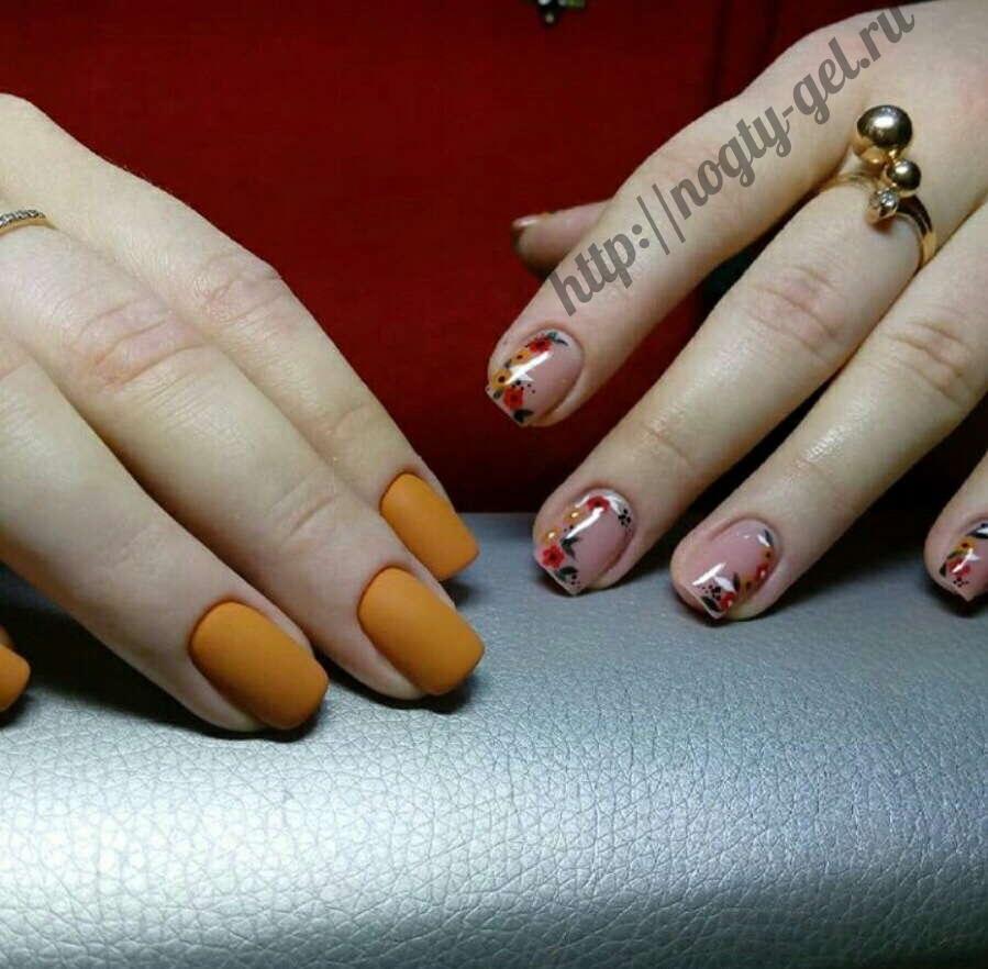 Цвета гель лаков для ногтей.