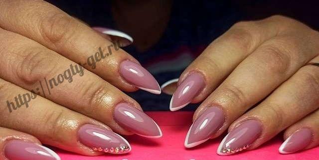 7.Ногти дизайн гель