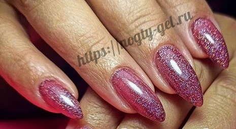 9.Ногти дизайн гель