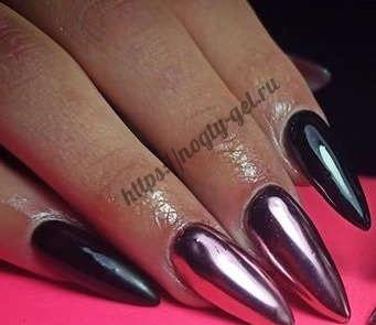 5.Ногти дизайн гель