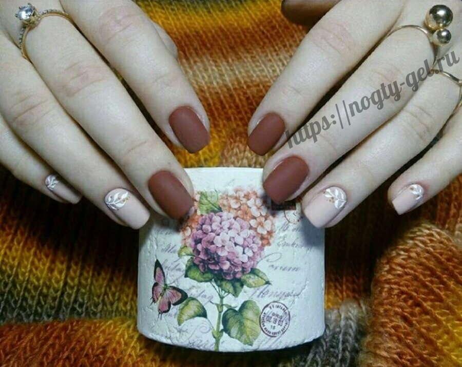 2.Лепка на ногтях акрилом