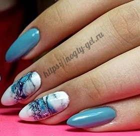 7.Дизайн ногтей пошагово