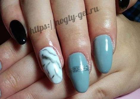 4.Дизайн ногтей пошагово