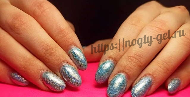 2.Коррекция ногтей гелем