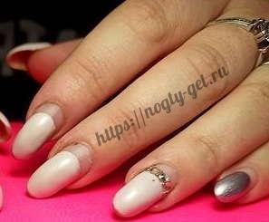 4.Коррекция ногтей гелем