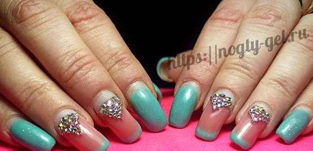 7.Коррекция ногтей гелем