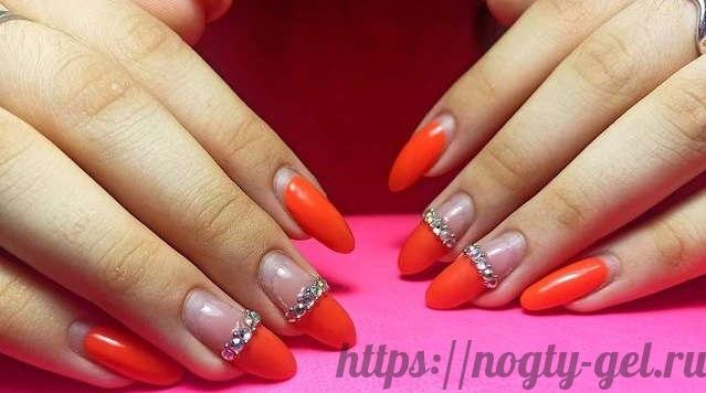 5.Коррекция ногтей гелем