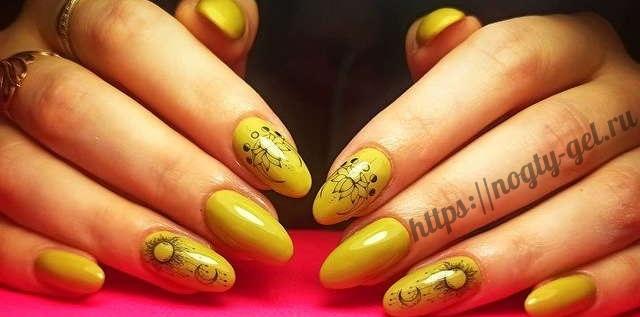 17.Гель лак дизайн ногтей новинки