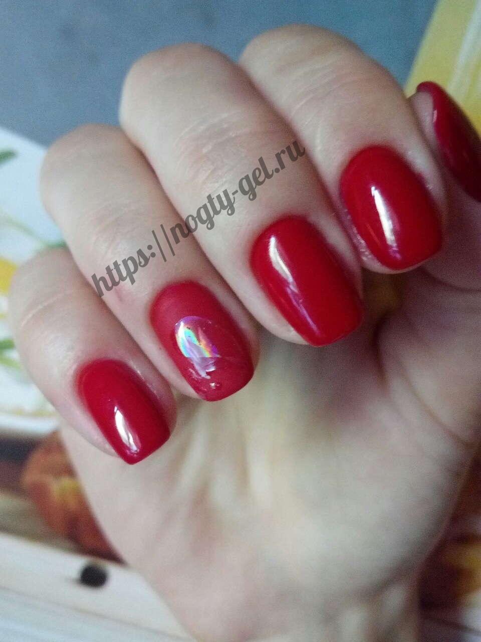 7.Гель лак дизайн ногтей новинки